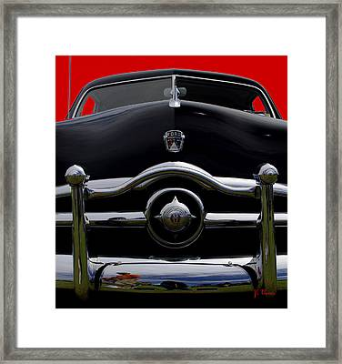 1950 Ford Automobile Framed Print