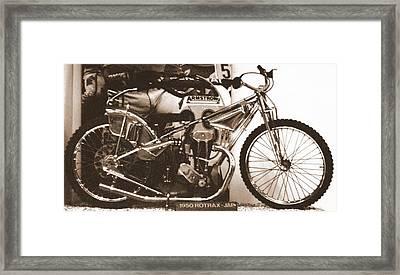 1950 Rotrax-jap Framed Print