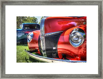 1950's Ford Truck  Framed Print