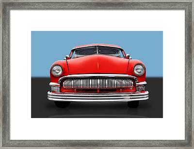 1951 Ford Framed Print