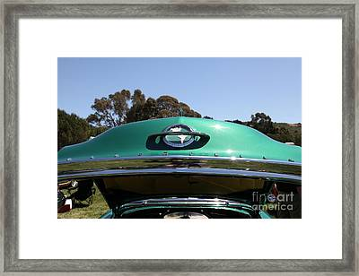 1954 Oldsmobile Super 88 5d23077 Framed Print by Wingsdomain Art and Photography