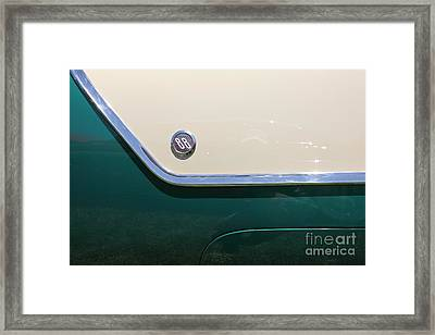 1954 Oldsmobile Super 88 5d23079 Framed Print by Wingsdomain Art and Photography