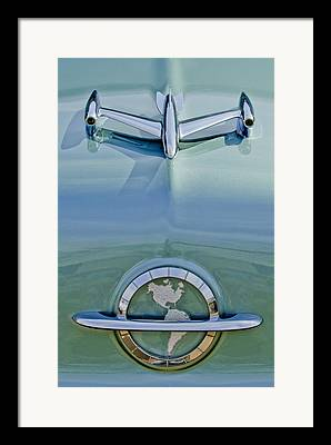 1954 Oldsmobile Super 88 Framed Prints