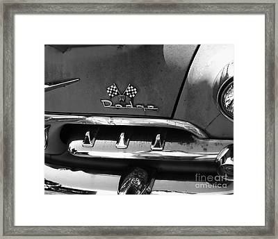 1956 Dodge 500 Series Photo 2 Framed Print