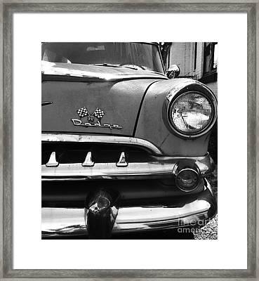 1956 Dodge 500 Series Photo 5 Framed Print