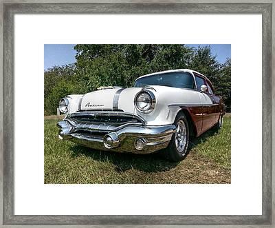 1956 Pontiac Cheiftain Framed Print