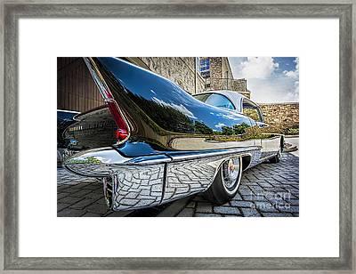 1957 Cadillac Eldorado Framed Print