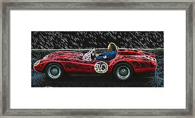 1958 Ferrari 250 Testa Rossa Framed Print