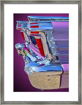 1958 Oldsmobile 98 Framed Print
