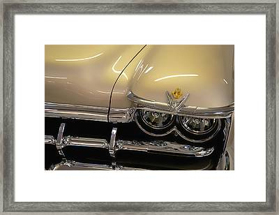 1959 Chrysler Imperial Crown  Framed Print by Mary Lee Dereske
