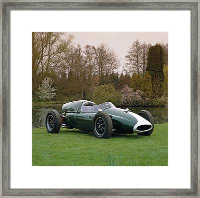 1959 Cooper Climax T51, 2.5 Litre 240 Framed Print by Panoramic Images
