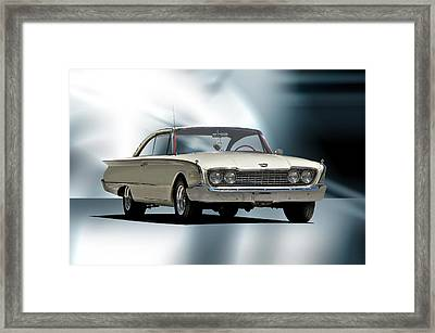 1960 Ford Starliner Framed Print by Dave Koontz