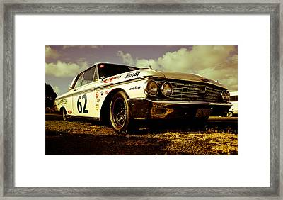 1962 Ford Galaxie 500 Framed Print