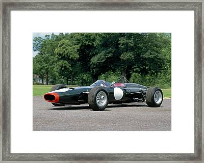 1964 Brm P261 Formula 1 Single-seat Framed Print by Panoramic Images
