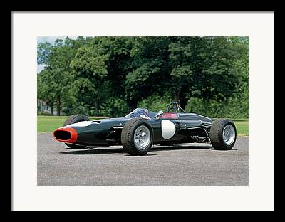 Single Seater Framed Prints