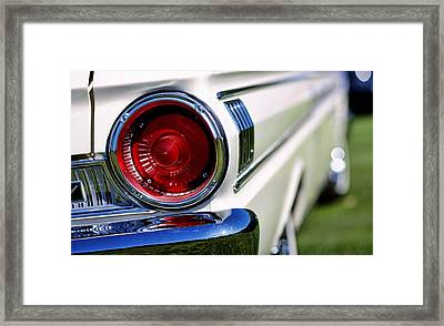 1964 Ford Falcon Sprint V8 Framed Print by Gordon Dean II