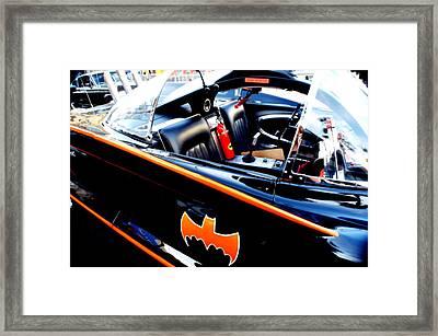 1966 Batmobile 10 Framed Print