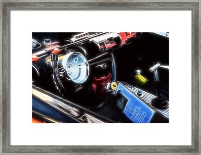 1966 Batmobile 7 Framed Print