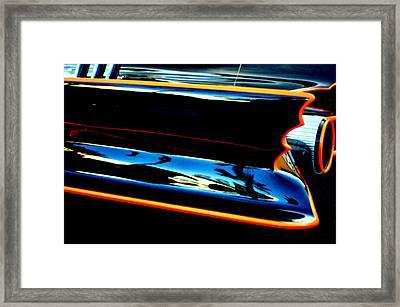 1966 Batmobile 9 Framed Print