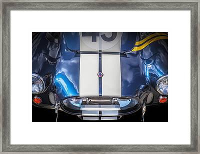 1966 Ford Ac Cobra 427 Framed Print by Rich Franco