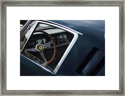 1967 Ferrari 275 Gtb-4 Berlinetta Framed Print