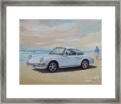 1967 Porsche 911 S Coupe Framed Print