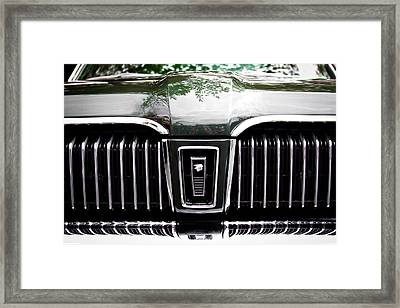 1968 Mercury Cougar Framed Print by David Patterson