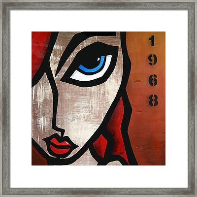 1969 By Fidostudio Framed Print by Tom Fedro - Fidostudio