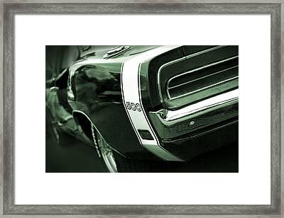 1969 Dodge Charger 500 Framed Print