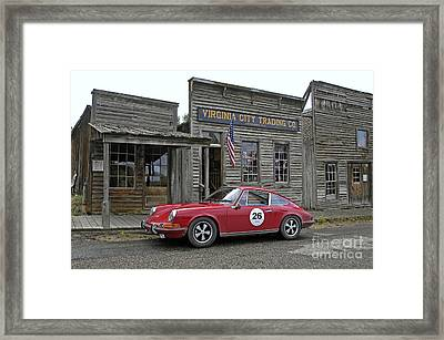 1969 Porsche 911 S Framed Print
