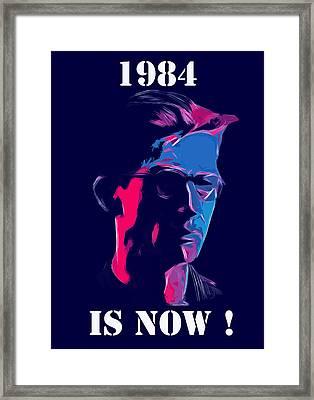 1984 Framed Print