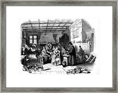 19th Century Jeweller's Framed Print by Collection Abecasis