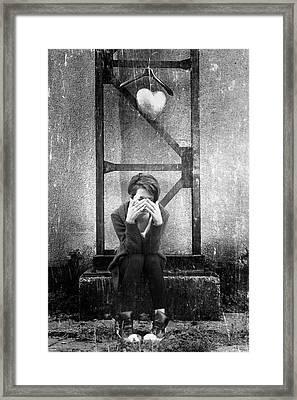 1st Love Framed Print