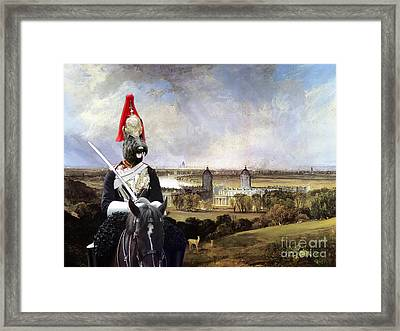 Scottish Terrier Art Canvas Print Framed Print