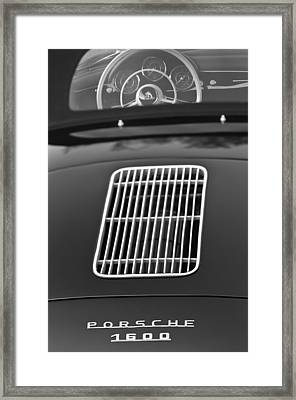 1962 Porsche 356 1600 Bt6 Roadster Framed Print