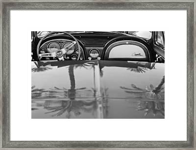 1965 Chevrolet Corvette Sting Ray Framed Print