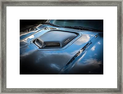 2010 Dodge Challenger Rt Hemi    Framed Print