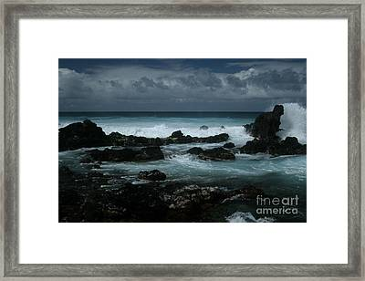 A Delicate Way Framed Print