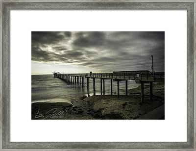 A Relaxing Afternoon Framed Print by Israel Marino