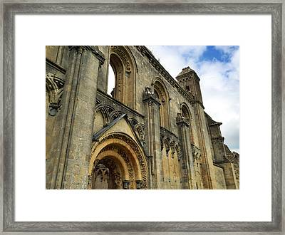 Abbey Framed Print by James Bradley