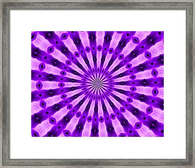 Abstract 122 Framed Print by J D Owen