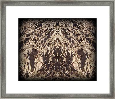 Abstract 25 Framed Print by J D Owen