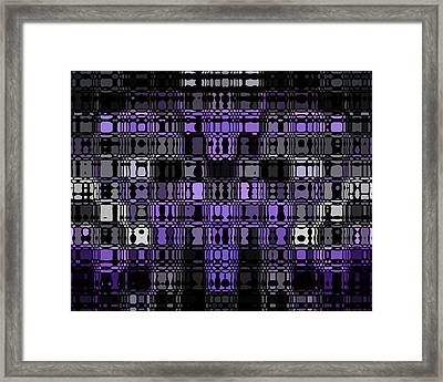 Abstract 90 Framed Print by J D Owen
