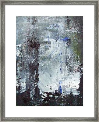 Abstract Framed Print by Mary Adam