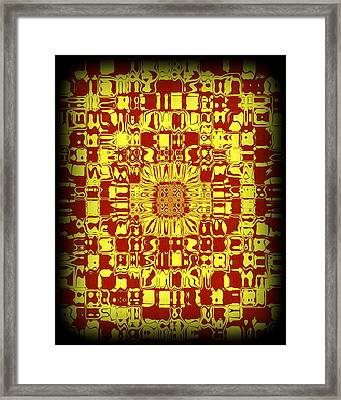 Abstract Series 10 Framed Print