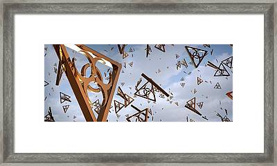 Airborne Infection Framed Print by Tim Vernon