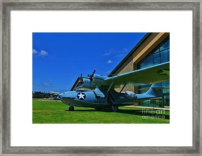 Aircraft Framed Print