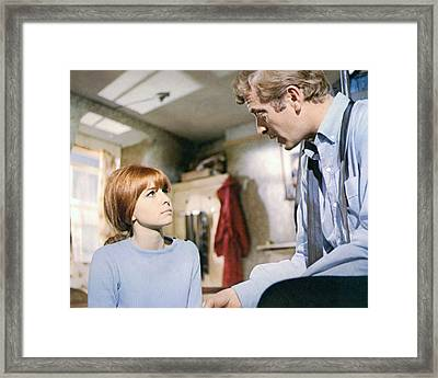Alfie  Framed Print by Silver Screen