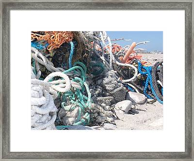 All Knoted Up  Framed Print by Conor Murphy