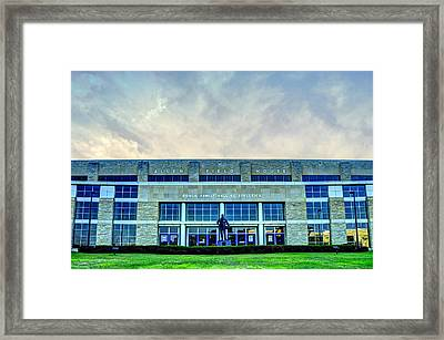Allen Fieldhouse Framed Print